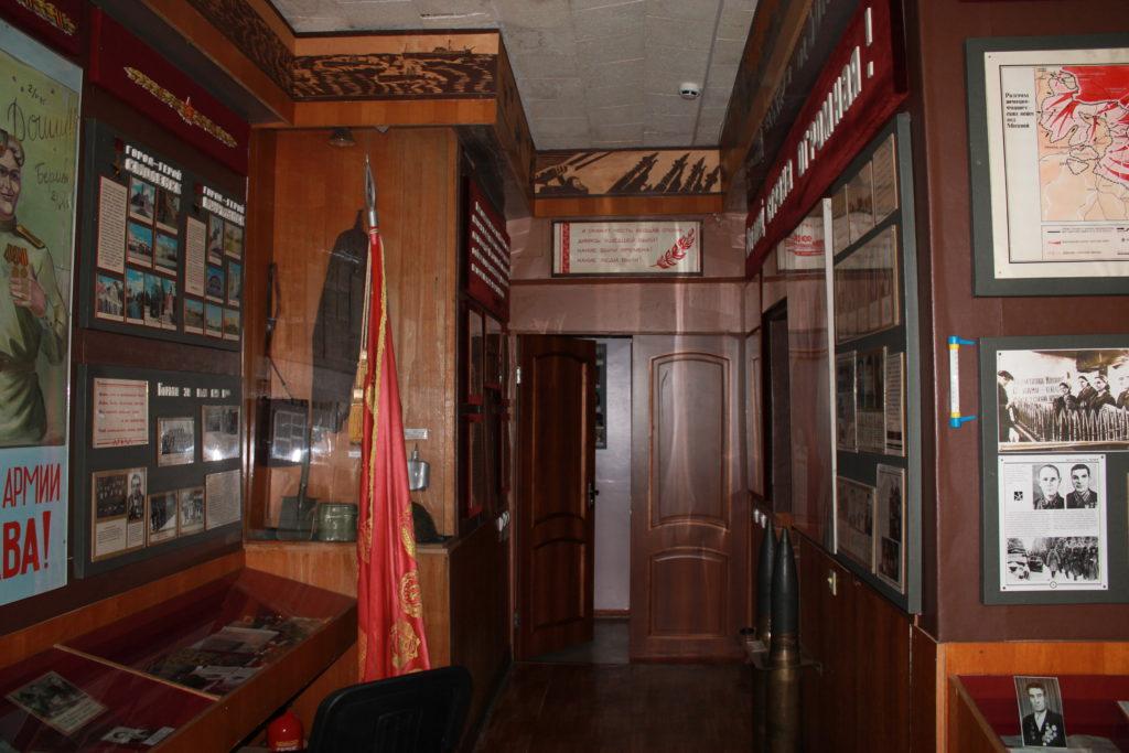 6. Общий вид зала со стороны входа
